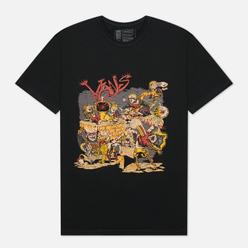 Мужская футболка Vans Off The Wall Gallery Dwiky Ka Black