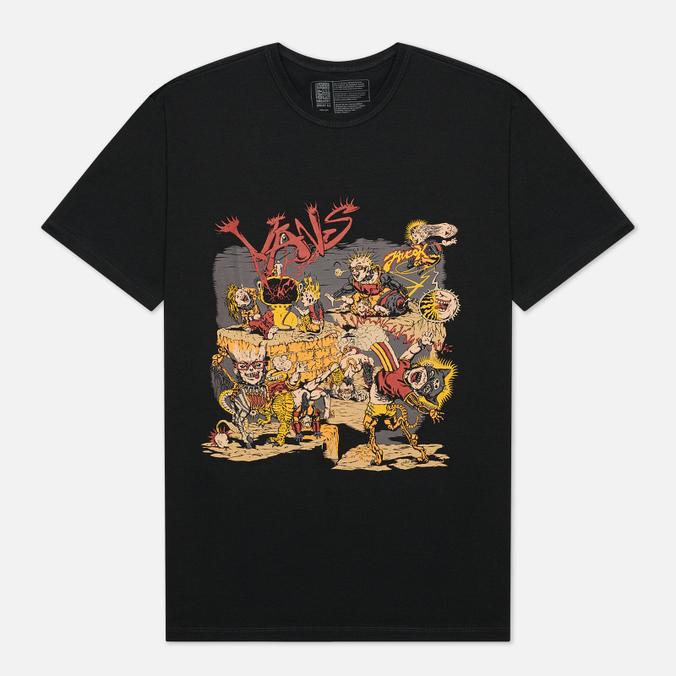 Мужская футболка Vans Off The Wall Gallery Dwiky Ka