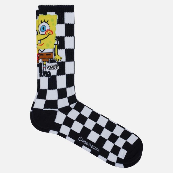 Носки Vans x SpongeBob SquarePants Crew