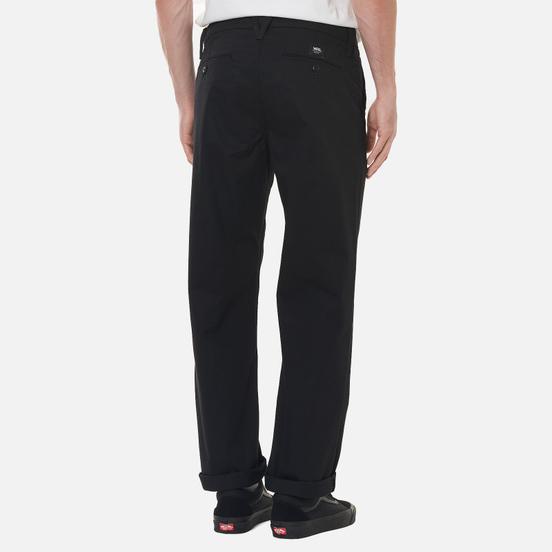 Мужские брюки Vans Authentic Chino Relaxed Black