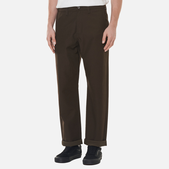 Мужские брюки Vans Authentic Chino Glide Relaxed Demitasse