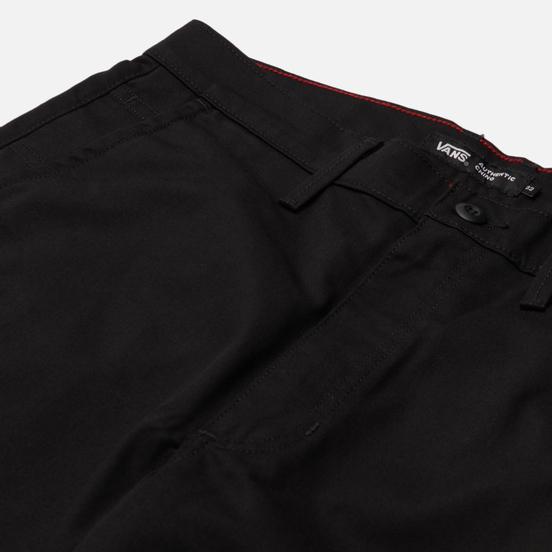 Мужские брюки Vans Authentic Chino Loose Black