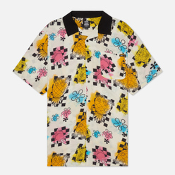 Мужская рубашка Vans x SpongeBob SquarePants Airbrush Woven White/Multi