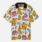Мужская рубашка Vans x SpongeBob SquarePants Airbrush Woven White/Multi фото - 0