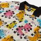 Мужская рубашка Vans x SpongeBob SquarePants Airbrush Woven White/Multi фото - 1