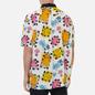 Мужская рубашка Vans x SpongeBob SquarePants Airbrush Woven White/Multi фото - 3