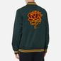 Мужская куртка бомбер Vans 66 Champs Varsity Scarab фото - 4