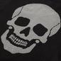 Мужской лонгслив Vans LS Anaheim Needlework Skull Black фото - 2