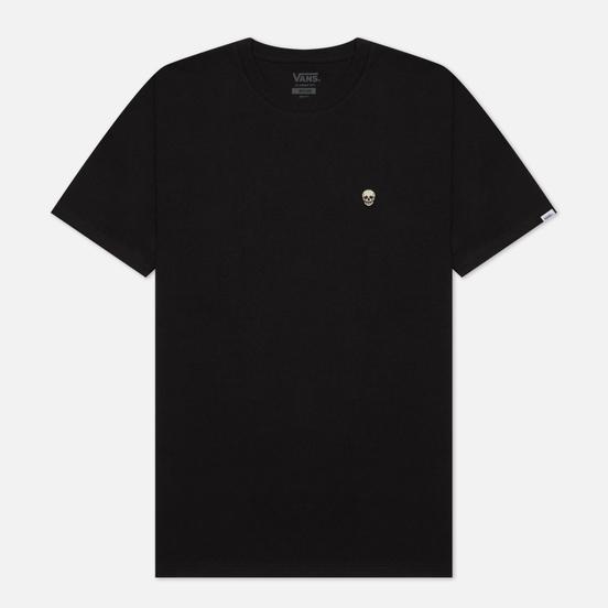 Мужская футболка Vans Anaheim Needlework Black