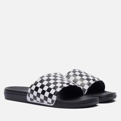 Мужские сланцы Vans La Costa Checkerboard True White/Black
