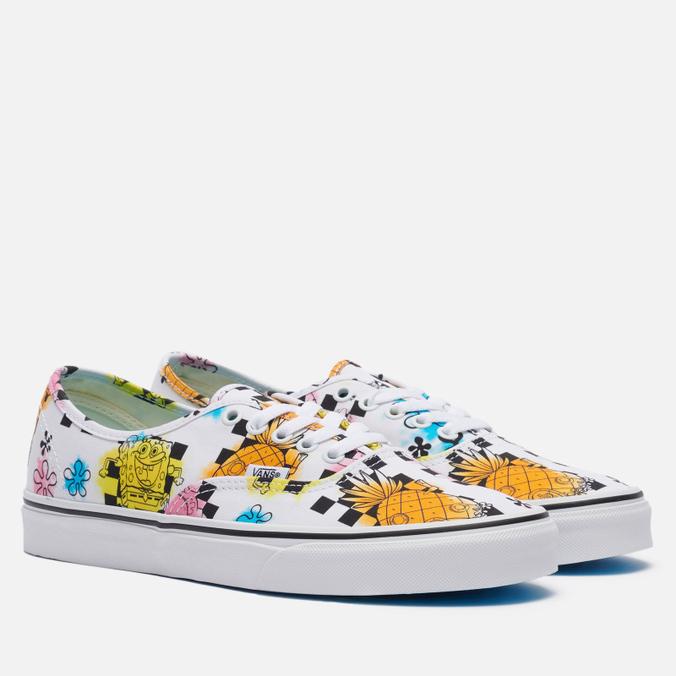 Кеды Vans x SpongeBob SquarePants Authentic