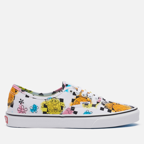Кеды Vans x SpongeBob SquarePants Authentic Airbrush