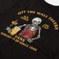 Мужская футболка Vans Off The Wall Tavern Black фото - 2