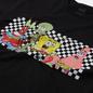 Мужской лонгслив Vans x SpongeBob SquarePants Characters Black фото - 1
