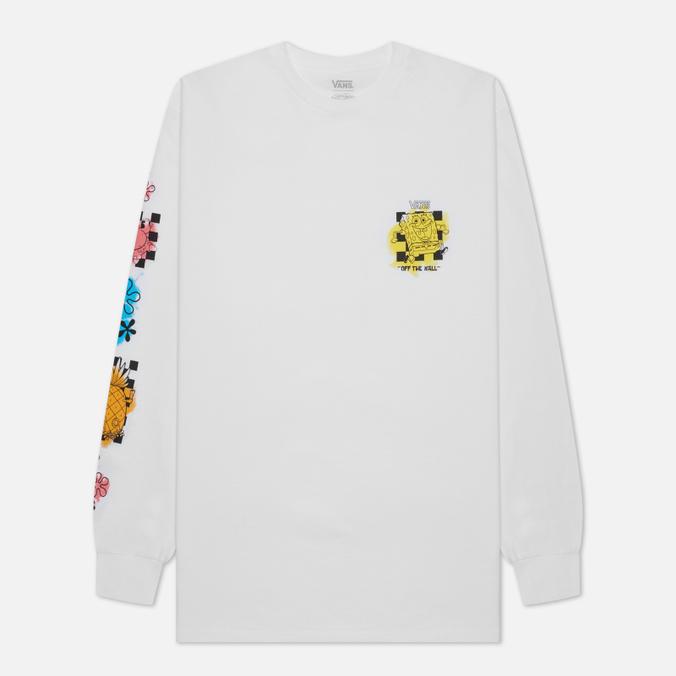 Мужской лонгслив Vans x SpongeBob SquarePants Airbrush
