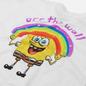 Мужская футболка Vans x SpongeBob SquarePants Imaginaaation White фото - 2