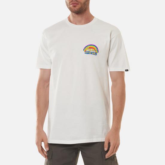 Мужская футболка Vans x SpongeBob SquarePants Imaginaaation White