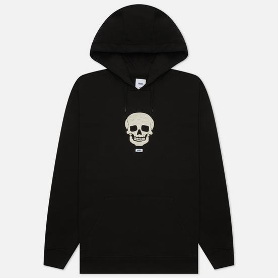 Мужская толстовка Vans Anaheim Needlework Skull Hoodie Black