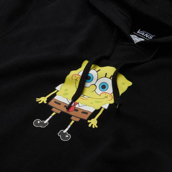Мужская толстовка Vans x SpongeBob SquarePants Happy Face Black
