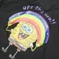 Мужская куртка ветровка Vans x SpongeBob SquarePants Torrey Black фото - 2