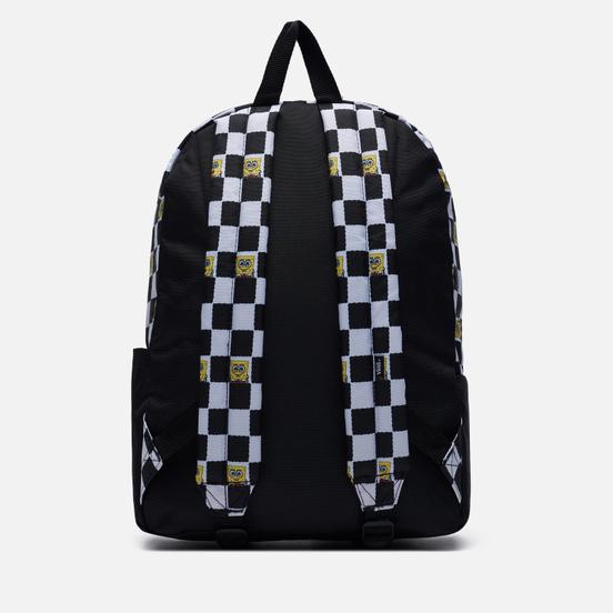 Рюкзак Vans x SpongeBob SquarePants Old Skool IIII Checkerboard