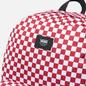 Рюкзак Vans Old Skool Check Chili Pepper/Checkerboard фото - 4