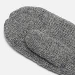 Варежки Hestra Basic Wool Grey фото- 0