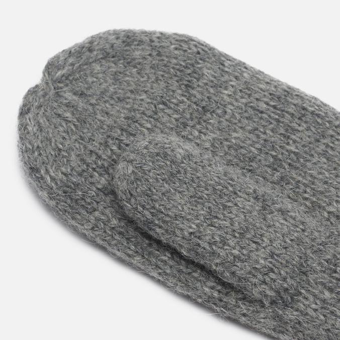 Варежки Hestra Basic Wool Grey