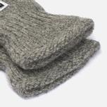 Варежки Hestra Basic Wool Grey фото- 2