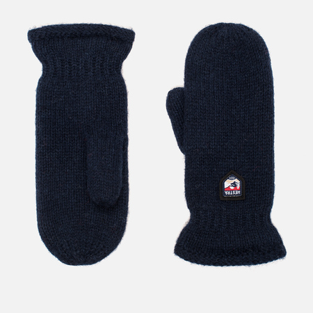Варежки Hestra Basic Wool Navy