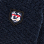 Варежки Hestra Basic Wool Navy фото- 1