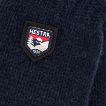 Варежки Hestra Basic Wool Navy фото- 1