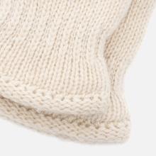 Варежки Hestra Basic Wool Off-White фото- 2