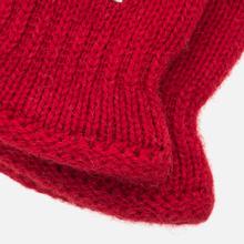 Варежки Hestra Basic Wool Red фото- 2