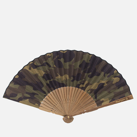 Master-piece x OHNISHITUNE SHOTEN No.44109 Fan Khaki