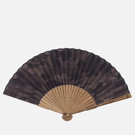 Master-piece x OHNISHITUNE SHOTEN No.44109-l Fan Black