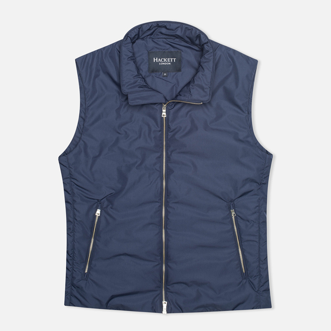 Мужской жилет Hackett Light Weight Navy