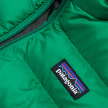 Детский жилет Patagonia Down Sweater Tumble Green фото- 2