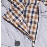 Aquascutum Quilted Women's Jacket Grey photo- 2