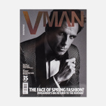 Журнал V Man № 35 Spring/Summer 2016 - Ben Stiller Part 1 фото- 0