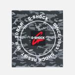 Наручные часы CASIO G-SHOCK GA-100CM-8A Camo Grey фото- 5