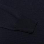 Женская водолазка Barbour Merino Navy фото- 2