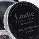 Воск для обуви Loake Luxury Beeswax Polish Black фото- 2