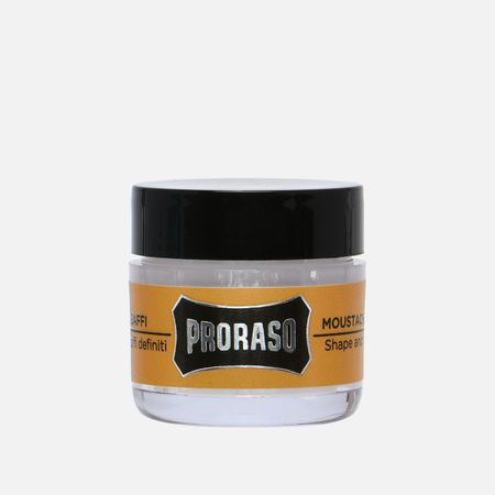 Воск для усов Proraso Wood & Spice 15ml