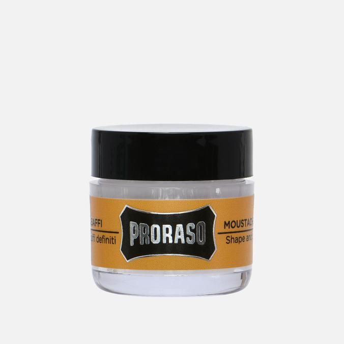 Воск для усов Proraso Wood & Spice 15ml