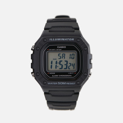 Наручные часы CASIO Collection W-218H-1AVEF Black