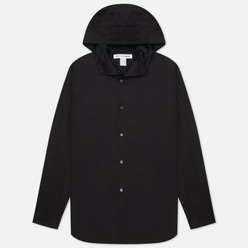 Мужская рубашка Comme des Garcons SHIRT Button Up Hoodie Black