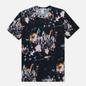Мужская футболка Comme des Garcons SHIRT x Futura Print A Black фото - 0