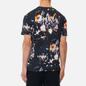 Мужская футболка Comme des Garcons SHIRT x Futura Print A Black фото - 3