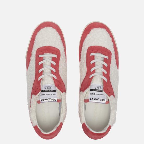 Кроссовки Comme des Garcons SHIRT x Spalwart Pitch Pink